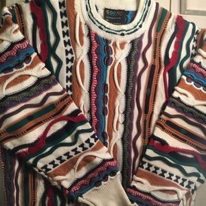 Authentic Coogi sweater